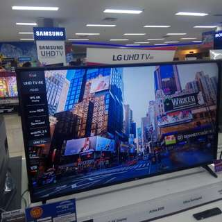 "Tv LG 55"" Bisa Cicilan Tanpa Kartu Kredit Proses Cepat 3menit"