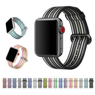 Woven Nylon - Apple Watch Strap