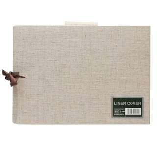 Maruman linen cover sketchbook