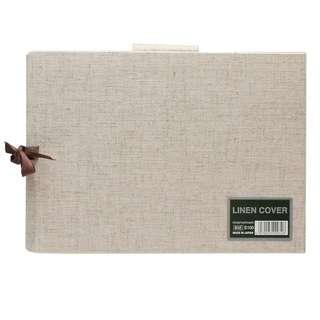 Maruman linen cover sketchbook