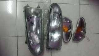 Head Lamp Wira/Satria