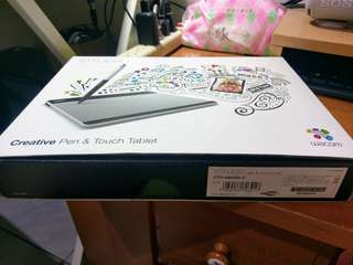 🚚 WACOM INTUOS Pen & Touch small CHT-480/S0-C