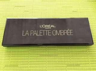 L'ORÉAL PARIS LA PALETTE OMBRÉE