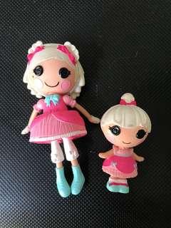 Lalaloopsy doll set