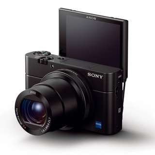 Sony RX100 III . Sony Original warranty 15 month. Free Sandisk 16gb card, Extra Battery, Leather Pouch and Selfie Stick