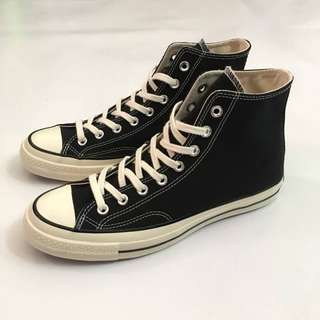 Converse 70s black white original