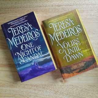 Teresa Medeiros Book Bundle