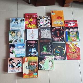 VCDs for Sale