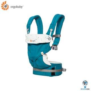 [Pre-order] Ergobaby Four Position 360 Baby Carrier | Festive Skies [BG-BC360AFESTY]