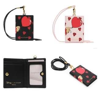 [PO] Jill Stuart x Pooh Lanyard Card Holder