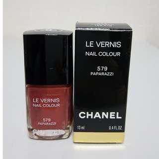 Chanel LE VERNIS 指甲油 #579 Paparazzi