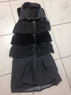 Sexy Dress Transparant