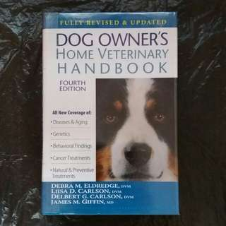 Dog Owner's Home Veterinary Handbook