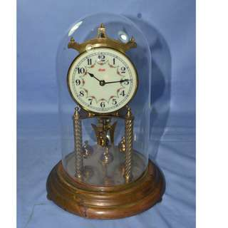 ANTIQUE VINTAGE KUNDO GERMANY ANNIVERSARY CLOCK