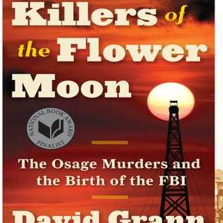 Killers of the Flower Moon 2017 ebook