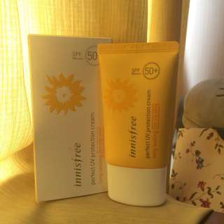 innisfree perfect uv protection cream (for oily skin)