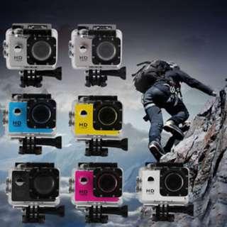 SJ4000 FULL HD 1080P 12MP 30M WATERPROOF SPORTS ACTION CAMERA