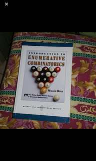 Introduction to Enumerative combinatorics