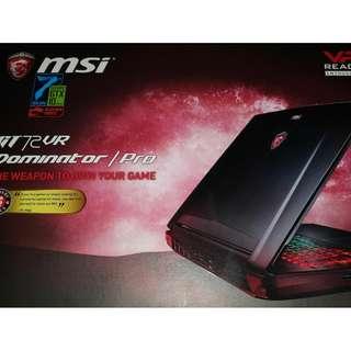 頂級電競筆電GT72VR-7RE