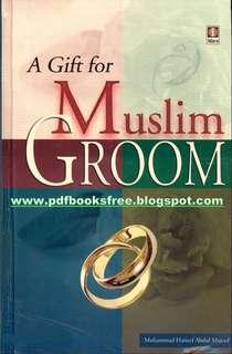 Muslim Bride/Groom to be.
