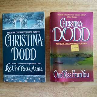 Christina Dodd Book Bundle