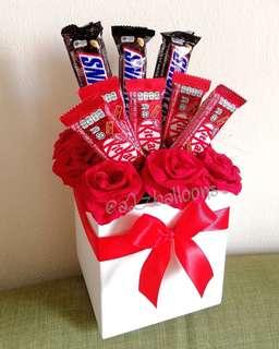 Chocolate Box Bouquet