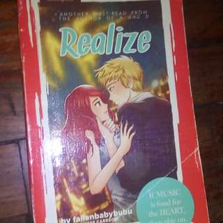 Realize,  wattpad love,  six degrees of serendipity,  why him?