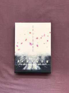 BTS HYYH Live On Stage Epilogue DVD