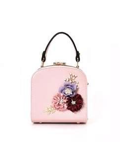 PO Floral Square style bag
