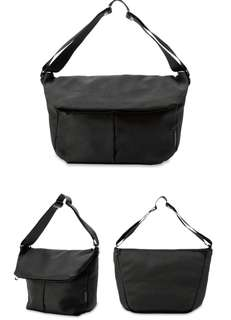 法國時尚機能包袋Côte&Ciel,斜背包,側咩袋