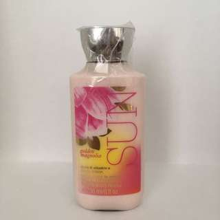 Bath & Body Works Golden Magnolia Body Lotion