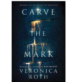 Carve The Mark by Veronica Roth (EBook Fantasy Novel)