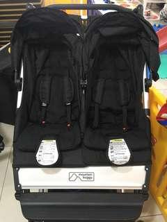 mountain buggy duo duet twin stroller