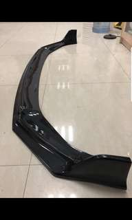 Honda fit/jazz gk front lip