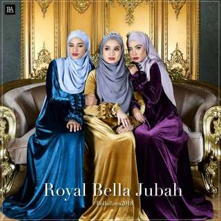 Royal Bella Jubah