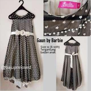 Gaun Dress Lace by Barbie