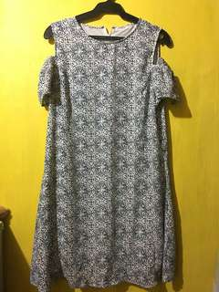 UNICA IJA printed dress