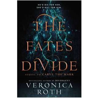 The Fates Divide by Veronica Roth (EBook Fantasy Novel)