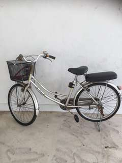 Used bicycle for cheap sale