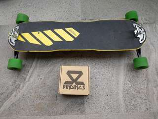Freebord - snowboard the streets!