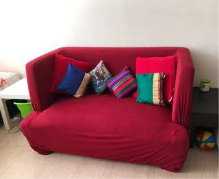 Very strong and comfortable sofa .. selling because need space in house