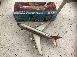 NOS Japan Toy Plane