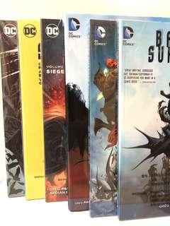 DC Batman/Superman vol. 1-6 蝙蝠俠超人斜線刊