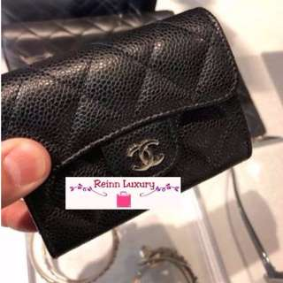 780f38d65cb0 Limited New Preorder Chanel Card Holder XL Exclusive From Europe