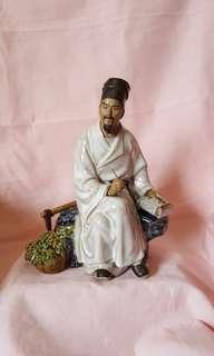 Shiwan figurine 李时珍