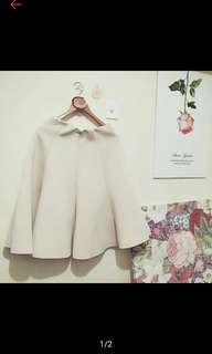 🚚 太空棉傘裙(杏色)