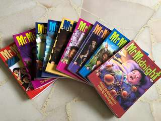 Mr Midnight -9pcs