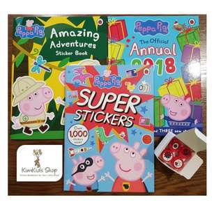 Super deal - Peppa Activity books
