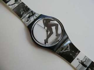Swatch 1996 Olympic Portraits GB178 Vintage Watch