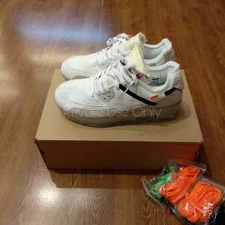 (Best Seller) Off-White x Nike Air Max 90 The Ten